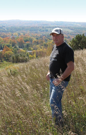 John Miller, Dairy Farmer at Millers Dairy